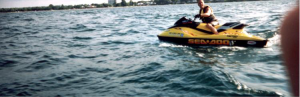 Sea Doo RXX View